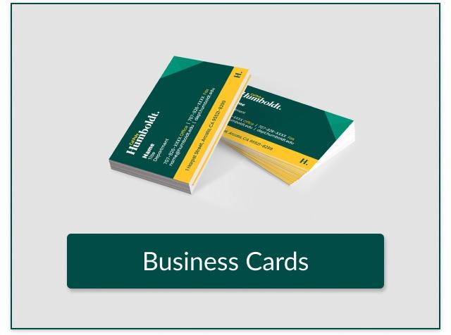hsu branded business cards